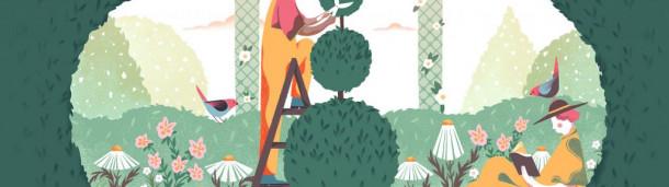 1号站注册:用可持续材料绿化你的院子