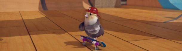 一号站官方:在一款新的众筹视频游戏中,羽毛齐鸣的小鸟一起踢飞
